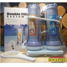 GEN AIR Double Filtration System Water Filter