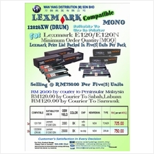 LEXMARK E120/E120N Compatible MONO Drum Unit