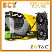 Zotac Geforce GTX 1080 Ti Dual Fan 11GB GDDR5X PCI-E Graphic Card
