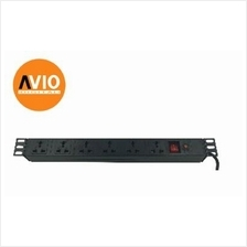 PD05AUK 19' 19 inch Rack Power Distribution Unit PDU