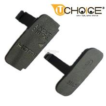 USB / AV OUT/ HDMI/ MIC Rubber Cover For Canon EOS 600D