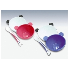 Fiffy Baby Feeding Set Bowls and Spoon - A98391