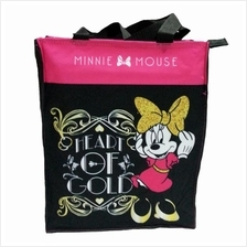 DISNEY MINNIE MOUSE HEART TOTE BAG