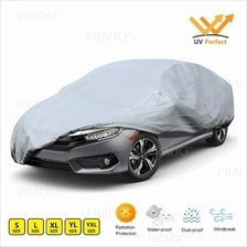 Anti Acid Rain UV Sunlight Car Cover Hatchback Fitted Myvi Axia Saga