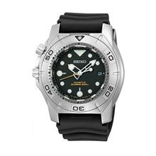 SEIKO . SKA293P2 . BIG BOSS . M . Diver . RSB . Kinetic . Black
