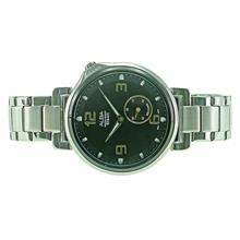 Alba Men Sign A Analog Stainless Steel Watch VD78-X021BGS