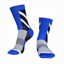 Anti-skid Absorbent Socks Cycling Bike Racer Running Sports Socks
