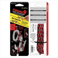 Nite Ize Figure 9 Large with Rope - Rope Tightener