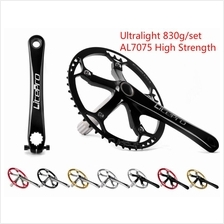 Litepro Elite Hollowtech Crankset 53,56,58T dahon java xds