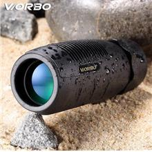 WORBO WD1032 Waterproof Antifog Monocular 10x Wide Angle Telescope