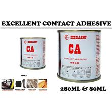 EXCELLENT Contact Adhesive CA Glue 80ml/ 280ml