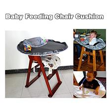 Baby Eating Table Mat Baby Feeding Saucer High Chair Cover For kids Hi