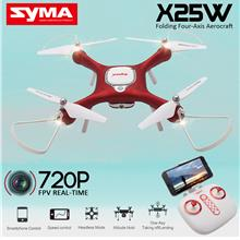 Syma X25W Wifi FPV 720P HD Camera RC Quadcopter Drone