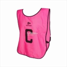 Espana Senior Single Side Netball Bibs 7pcs ESP1000