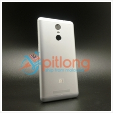 ( GREY ) XiaoMi Redmi Note 3 High Quality Battery Cover Replacement Back Housi