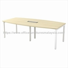 8ft Modern Design Boat Shape Style Conference Table OFSLM24 KL OUG