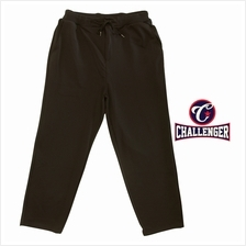 CHALLENGER BIG SIZE Microfiber Spandex Long Pants with Zipper Fly CH6045 (Dark