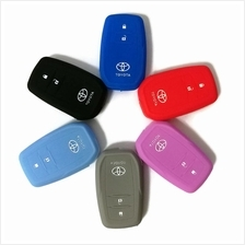 Toyota Hilux Revo / New Innova Keyless Remote Silicone Key Cover Case