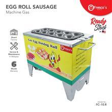 Egg Roll Sausage Maker Gas