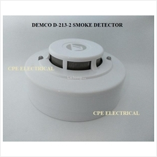 DEMCO D-213-2 Photoelectric Smokes Detector 2 Wire / 24V DC