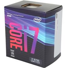 INTEL Processor Socket1151 CORE i7-8700 3.2GHz BX80684I78700