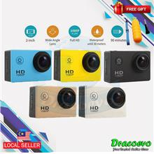 A7 Action Camera 1080P 5MP Sport DV Go Waterproof For Beginner