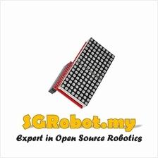 LED Dot Matrix for Raspberry Pi