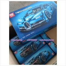 Brick Compatible 20086: Technic Bugatti Chiron (Ready Stock)