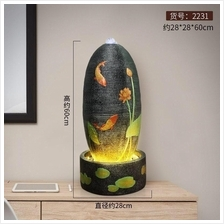 FENG SHUI WATER FOUNTAIN 2231 WATER FEATURES DECORATION