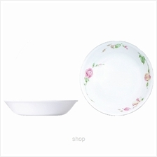 Corelle 21cm Soup Plate Country Rose - 420-RS-LP)