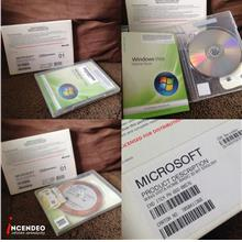**incendeo** - MICROSOFT Windows Vista Home Basic 32-Bit OEM