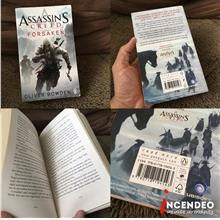 **incendeo** - ASSASSINS CREED Forsaken by Oliver Bowden Book
