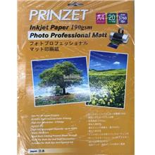 Prinzet Photo Paper A4 190gsm Photo Professional Matt