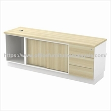 Modern Side Storage Cabinet with Drawer OFSLM1636E Rawang