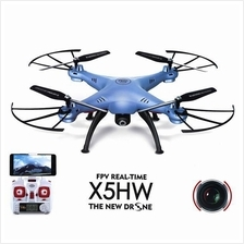 Syma X5HW WIFI FPV With 2MP HD Camera 2.4G 4CH 6Axis RC Quadcopter RTF
