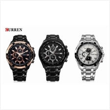 Curren 8023 Men's Quartz Stainless Steel Strap Watch