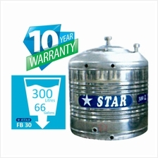 Star FB30 Flat Bottom Stainless Steel Water Tank w/o stand