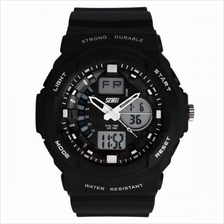 SKMEI 0955 Men''s LED Analog Digital Alarm Sport Watch