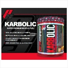 KARBOLIC MUSCLE FUEL 2kg ( URAT PUMP + STRENGTH ENERGY) 2kg rm120