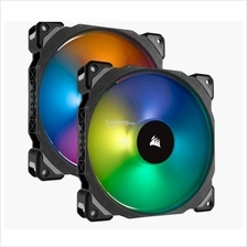 CORSAIR ML140 PRO RGB LED 140MM WITH LIGHNING NODE PRO- CO-9050078-WW