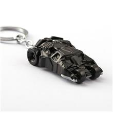 The Tumbler Batmobile Metal Keychains - Batman Series
