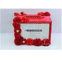High Quality Reception Table Decoration Wedding Gift Box