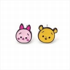 E0392 POOH AND PIGLET EARRING