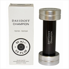 ORIGINAL Davidoff Champion EDT 90ML Tester Perfume