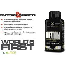 Theatrim Hardcore Fat Burner + Extreme Energy Stamina  rm70