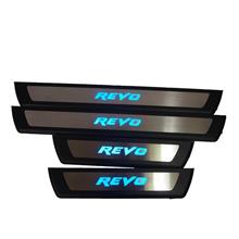 Toyota Hilux Revo LED Door Sill Scuff Plate