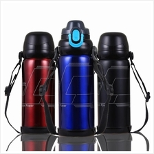 Vacuum Stainless Steel Travel Mug Tea Water Thermos Cup Bottle 800ml
