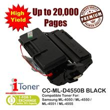 iTONER ML-D4550B ML-4050 / ML-4550 / ML-4551 / ML-4555 High Yield