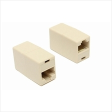 RJ45 Connector LAN Network Coupler Joiner Female to Female