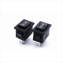 2 Way Reset Switch Rocker Switch 3 Pin